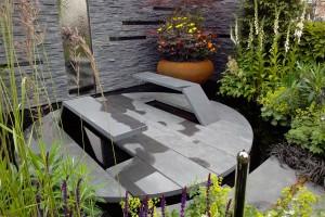 Havedesign på Chelsea Flowershow i London