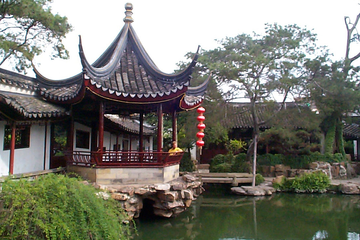 Haveinspiration fra Kina